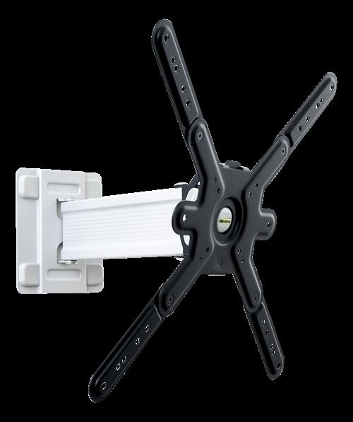 """Laikiklis Erard pakreipiamas ir pasukamas, 30""""-55"""" ekranams, max 30kg, VESA 75>400, pakreipimas -20° / +5°, pasukimas +/- 65° / CLIFF 400 Twist"""