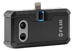 terminio vaizdo kamera, nuo -20 iki +120 ° C  FLIR ONE Pro LT / FL1PRO-LTIOS