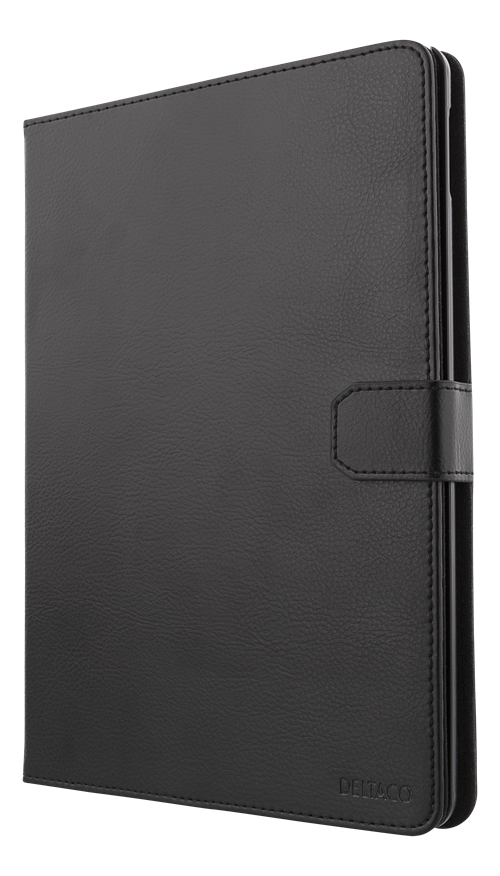 "Dėklas DELTACO iPad 9.7 ""(2017), juodas / IPD-2017"