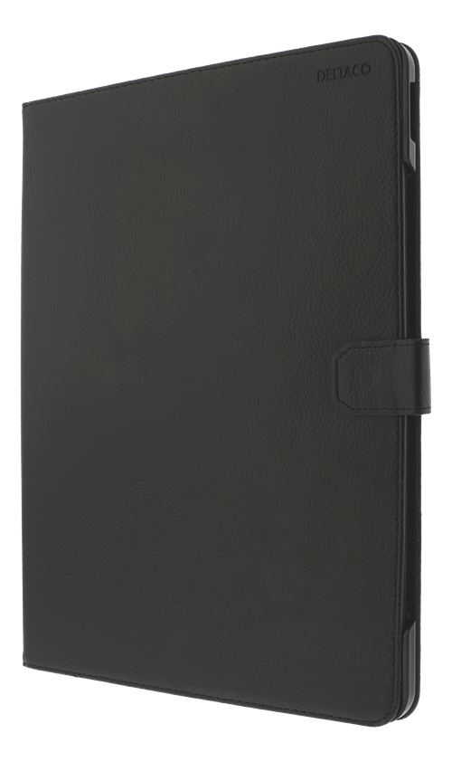 "Dėklas DELTACO iPad Pro 12.9 ""2018, vegan oda juodas / IPDPRO-2018"