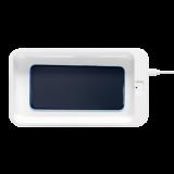 DELTACO UV dezinfekavimo dėžutė, UVC LED, dezinfekuokite telefoną, papuošalus ir kt. CS-01