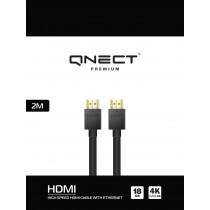 Kabelis QNECT HDMI 4K UHD, 18GB, 2m / 101828