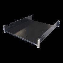 Fiksuota lentyna TOTEN skirta G-serijai, 2U, 566mm gylio, for 800mm gylio spintoms / 19-FH48G