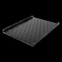 """Fiksuota lentyna TOTEN System G skirta 19"""", 1000/1200 gylio spintai, 60kg, juoda / 19-FH60G"""
