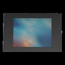 Apsauginis planšetės laikiklis Maclocks iPad, juodas / 260ENB