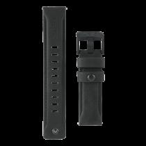 """UAG """"Samsung Galaxy Watch"""" laikrodžio, 46 mm, odinis dirželis, juodas 283271"""