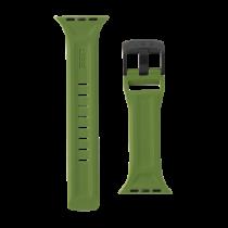 """UAG """"Scout""""  """"Apple Watch"""" 44 mm / 42 mm laikrodžio dirželis salotinis 283389"""