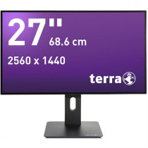 "Monitorius Terra 27"", 2560x1440, juodas / 3030011"