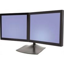 Ergotron DS100 Pastatomas laikilis, stalo 2 monitoriams 35-3502 / 33-322-200