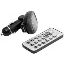 Technaxx FM Transmiteris, LCD ekranas, AUX, USB, su distanciniu, 87  FMT500