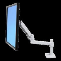 Ergotron LX monitoriaus laikiklis, baltas, LCD / TFT, baltas / 45-490-216