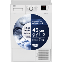 Dryer BEKO DF7412GAW