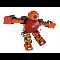 TTRobotix programuojamas robotas ROBOHERO, raudonas / 7500-F10