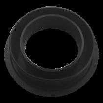 80 mm įmontuojamas rėmas stalviršiams DELTACOIMP juoda / 80MM