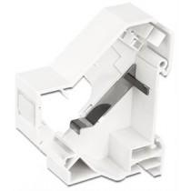 Modulio laikiklis DIN De-Lock / 86232