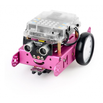 Konstr. MakeBlock mBot STEM Pink V1.1, Bluetooth  (90107)