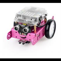 Konstruktorius MakeBlock 2.4GHz, aluminis, rožinis / 90109