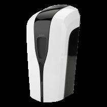 Automatinis antibakterinio skysčio dozatorius DELTACO OFFICE 1000 ml, baltas / DELO-0600