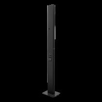 e-Charge įkrovimo stotelė DELTACO naudojimui namuose, su Type 2 lizdais, max 3.7KW krovimo galia,  juoda / EV-4120