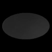 Grindų kilimėlis DELTACO GAMING DFP410 110x110cm, juodas / GAM-125