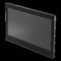 "All-In-One PC Shuttle XPC Barebone, skirtas POS, POI, 19,5"", multi-touch, i3-7100U, juodas / PAB-P90U301 / P90U3-B"