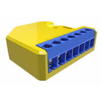 "LED valdiklis Shelly Smart 4 kanalai, ""WiFi"", geltonas/mėlynas / SHELLY-RGBW2"