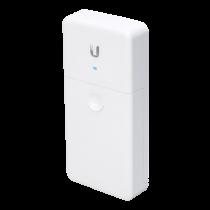 Fiber PoE injector Ubiquiti Gen2,  EMI and ESD protection, white / UBI-F-POE-G2