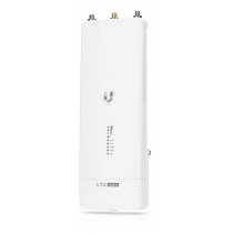 Bevielis prieigos ta6kas Ubiquiti LTU-Rocket, PtMP, 5 GHz  Ac, 2xRP-SMA, baltas / UBI-LTU-ROCKET