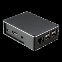 AKASA Pi aliuminis korpusas 3 Raspberry Pi / A-RA02-M1B