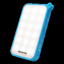 Išorinė baterija A-DATA D8000L 8000 mAh, mėlyna / ADATA-303