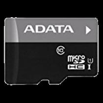 Atminties kortelė A-DATA Premier MicroSDHC, UHS-I Class 10, 32GB, juoda / ADATA-331
