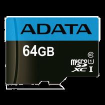 Atminties kortelė A-DATA MicroSDXC, 64GB / ADATA-390