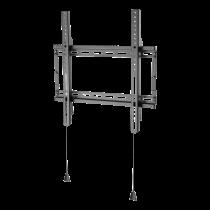 """Fiksuotas sieninis laikiklis DELTACO OFFICE lankstomas, 32 """"-70"""", 70 kg, 75x75-400x400, juodas / ARM-0200"""