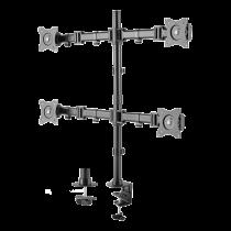 "Ekrano laikiklis DELTACO OFFICE 13""-27"", 8kg, 75x75-100x100 / ARM-0302"
