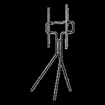 "DELTACO pastatomas TV laikiklis  , 49-70 "" iki 40 VESA, 600 x 400 mm, juodas,  ARM-1400"