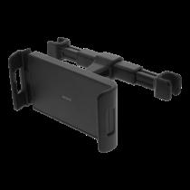 DELTACO galvos atramos laikiklis telefonams ir planšetiniams kompiuteriams, pasukamas 360 °, juodas / ARM-273