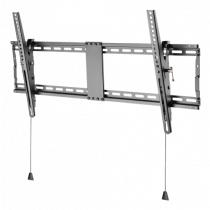 "DELTACO Heavy-duty wall mount, 43-90 "", tilt, VESA, 70 kg, 4.9 cm, black / ARM-467"