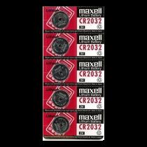 Baterija Maxell ličio, 3V, CR2032, 5 vnt / BAT-925
