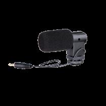 Mikrofonas BOYA 3.5 mm stereo jungtis, 35-20000 Hz, juodas / BOYA10010