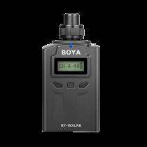 Bevielis XLR transmiteris BOYA juodas / BY-WXLR8 / BOYA10020