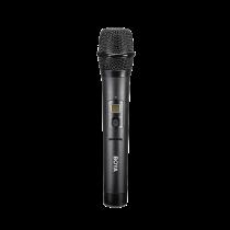 Bevielis UHF mikrofonas BOYA 100m veikimo atstumas, juodas / BY-WHM8 / BOYA10021