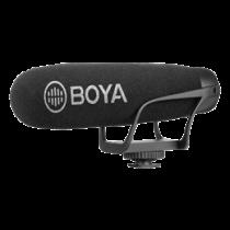 BY-BM2021  mikrofonas DSLR fotoaparatams, super kardioidinis BOYA juodas / BOYA10081