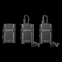 """BOYA 2.4G Wireless Mic1 + 2"""