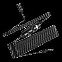 """""""BOYA BY-M1"""" daugialypis lavalinis mikrofonas, skirtas išmaniesiems telefonams  BOYA10122  BY-M1 V1"""