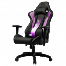 Žaidėjo kėdė COOLER MASTER Caliber R1, purpurinė / CMI-GCR1-2018