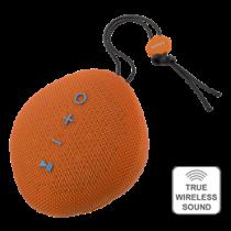 Bevielė kolonėlė STREETZ  IPX5, TWS, Bluetooth 4.2, 1x6W, oranžinė / CM751