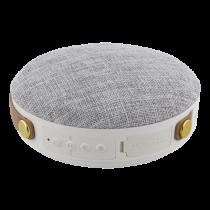 Kolonėlė STREETZ atspari vandeniui, Bluetooth, 8W, balta/pilka / CM760