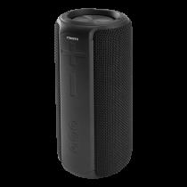 Bluetooth kolonėlė STREETZ atspari vandeniui, TWS, 20 W, IPX7, 3.5 mm, juoda / CM767