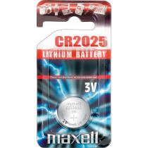 Maxell ličio elementas, 3V (CR2025), 1 pakuotė