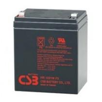 Akumuliatorius 12V 5Ah 21W F2 Pb CSB  CSB-HR1221W